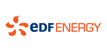 Logo for EDF Energy